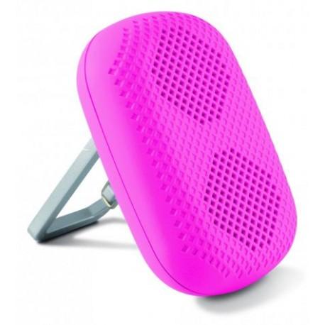 Mini Haut Parleur KSIX Bluetooth - Pink