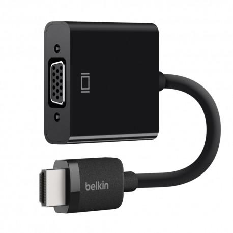 Adaptateur Belkin HDMI vers VGA avec alimentation Micro Usb