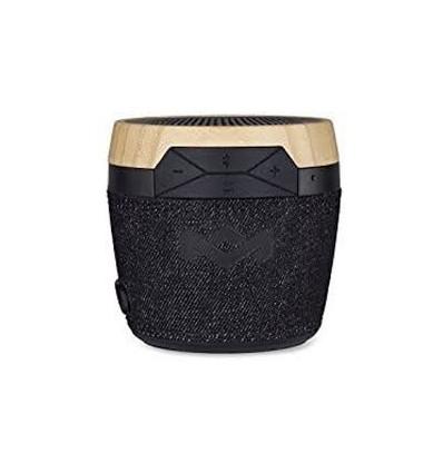 Haut-parleur Bluetooth portable Marley / Noir