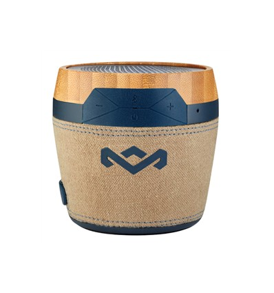 Haut-parleur Bluetooth portable Marley / Bleu